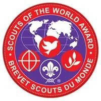 International - Scouts of the World logo