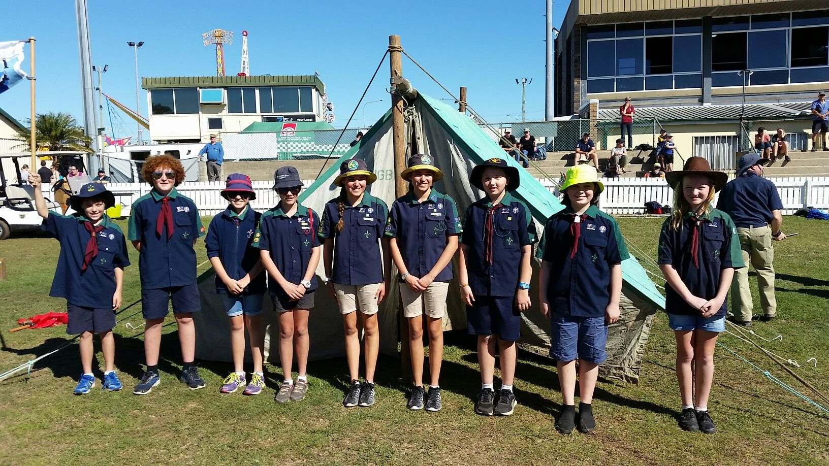 Northern Moreton Bay Region Scouts Queensland