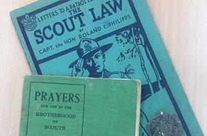 Original Scout books