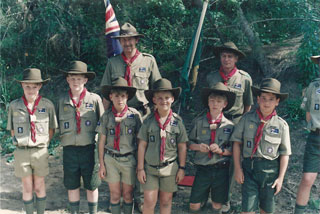 History | Scouts Queensland