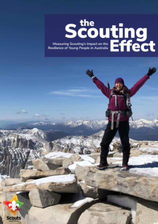 The Scouting Effect – Scouting Builds Resilience for Life